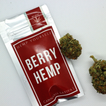BERRY HEMP 1G